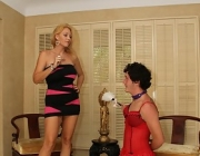 Charlee Chase Cuckolds & Panty boys